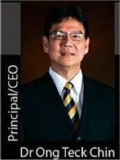 Dr. Ong Teck Chin - For TOK Tuition Consultation